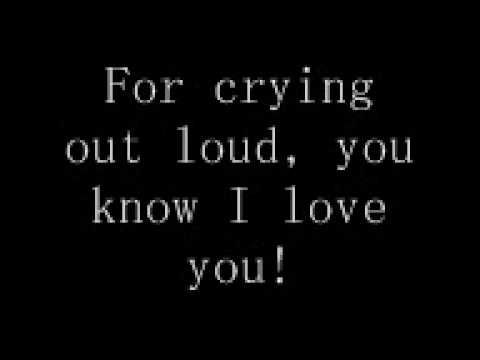 Meat Loaf - For Crying Out Loud (w/ lyrics) (+playlist)