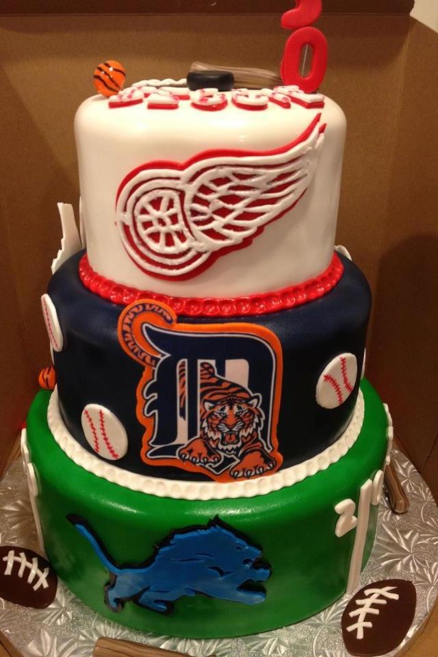 35 best hockey images on Pinterest Hockey cakes Birthdays and