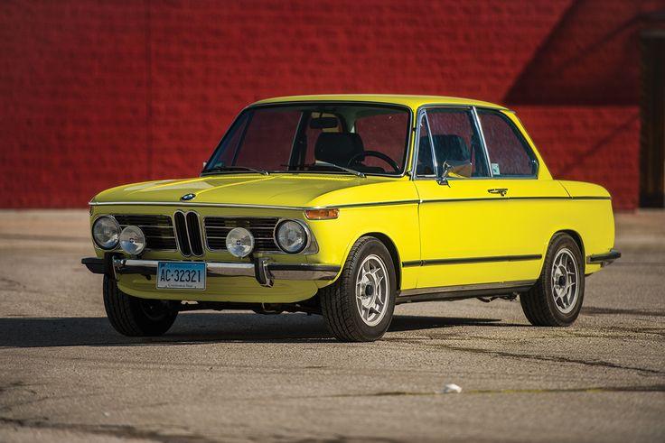 1972 BMW 2002 #BMW2002 #ClassicCars