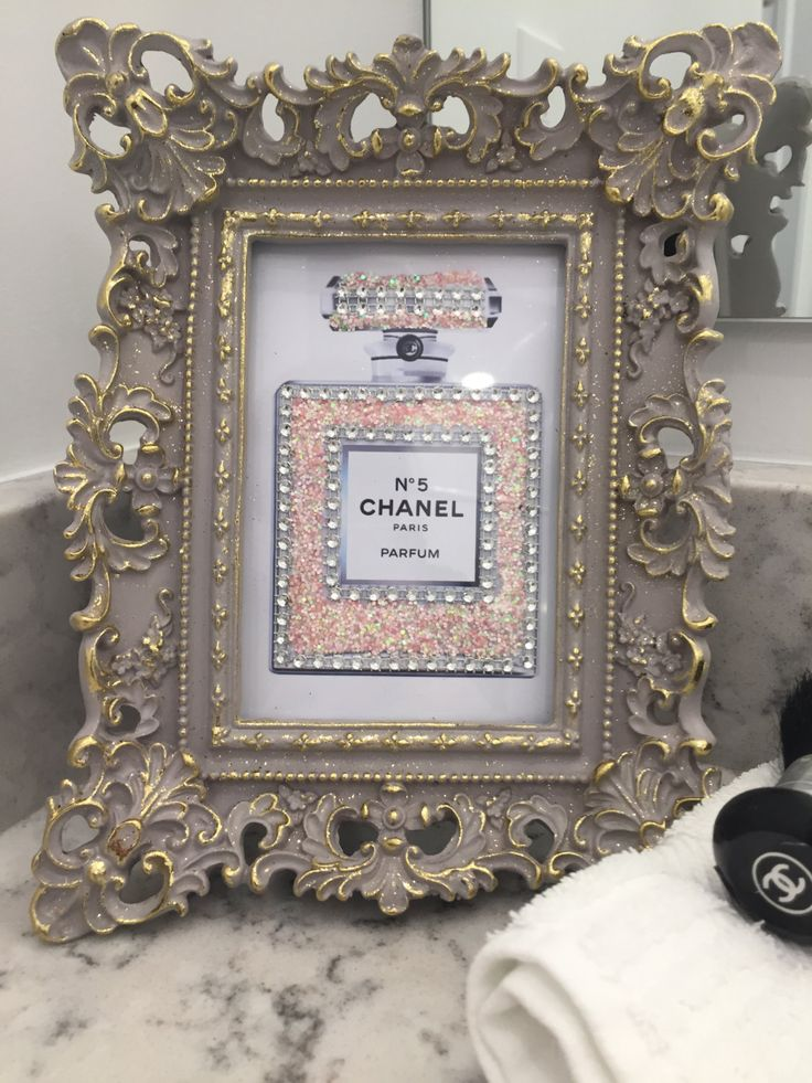Framed Fashion Wall Art