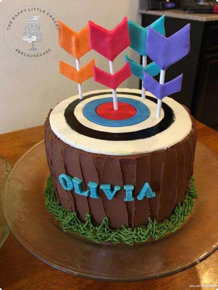 Brace Merida cake