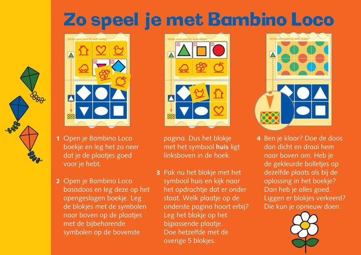 Noordhoff Basisonderwijs - Bambino Loco Voorbeeldboekje - Pagina 1