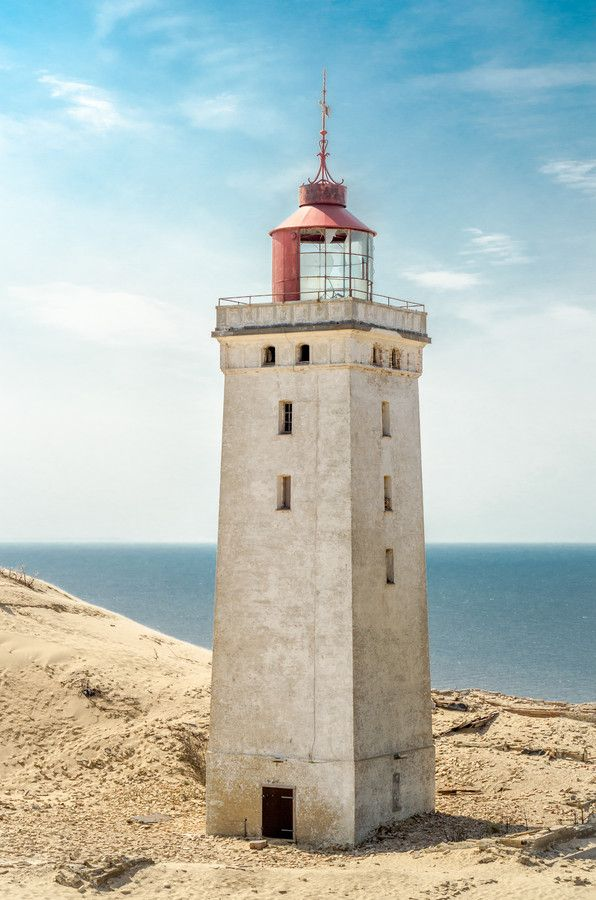 The Sanded Lighthouse by Kasper Nørgaard on 500px