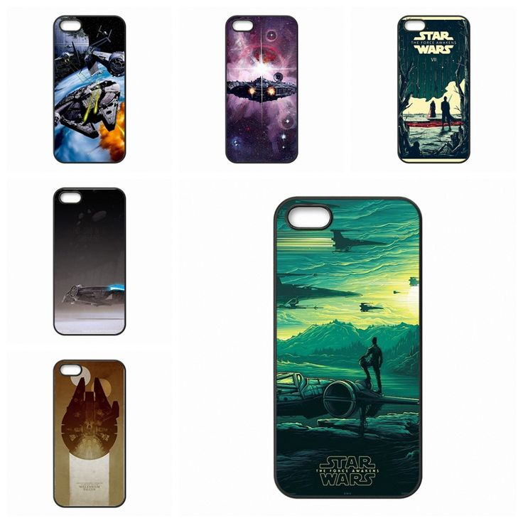 For Galaxy Core 4G Alpha Mega 2 6.3 Grand Prime S Advanced S6 edge Ace Nxt Plus millenium falcon star wars Case Protective