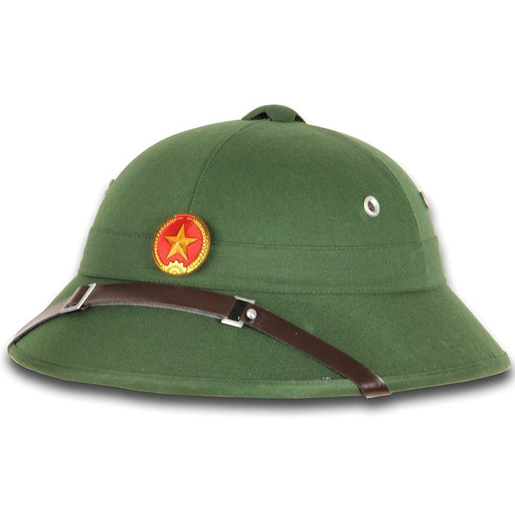 North Vietnamese Army Vietcong Pith Helmet