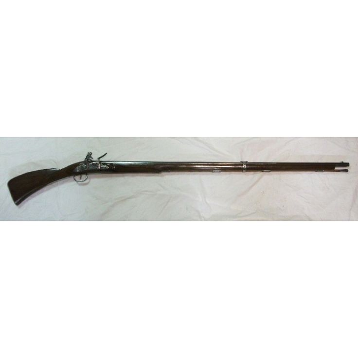 1717 French Infantry Flintlock Musket