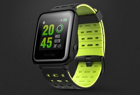 Weloop GPS Sports Watch Hey 3S - Apple Watch Clone