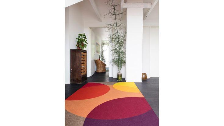 Design Reflect  - Fraster felt carpet
