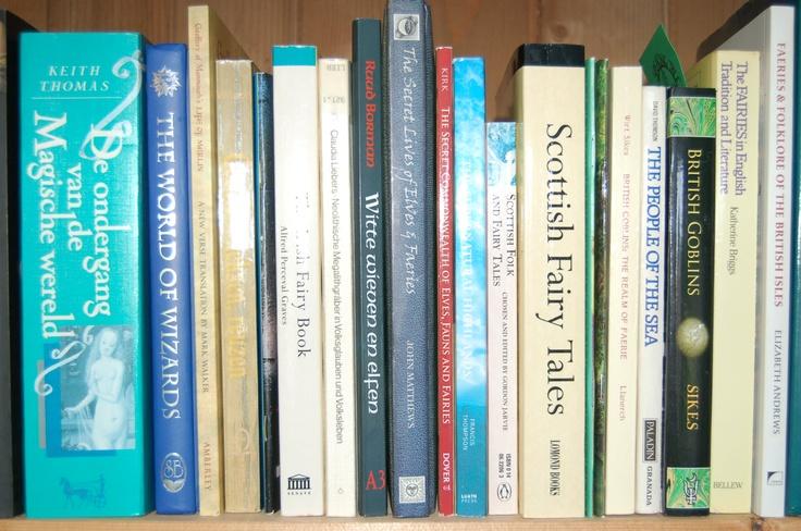 In de boekenkast van Ruud Borman