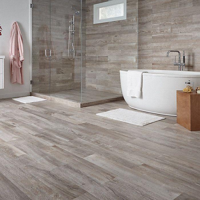 Porcelain Vs Ceramic Tile A Detailed Comparison: 45 Best Floors: Wood-Look Tile Images On Pinterest