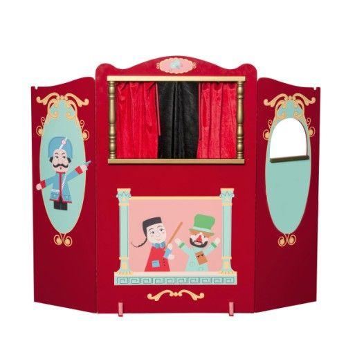 Les 25 meilleures id es de la cat gorie marionnette guignol sur pinterest theatre de guignol - Fabriquer un theatre de marionnettes en bois ...
