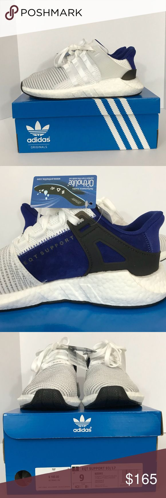 Adidas Equipment Support 93/17 New, W/ Tags adidas Shoes Sneakers