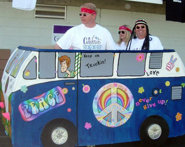 Battle Ground City Employees Rally For Relay For Life L