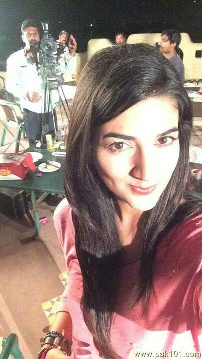 Rabab Hashim #Selfie (On Shoot)