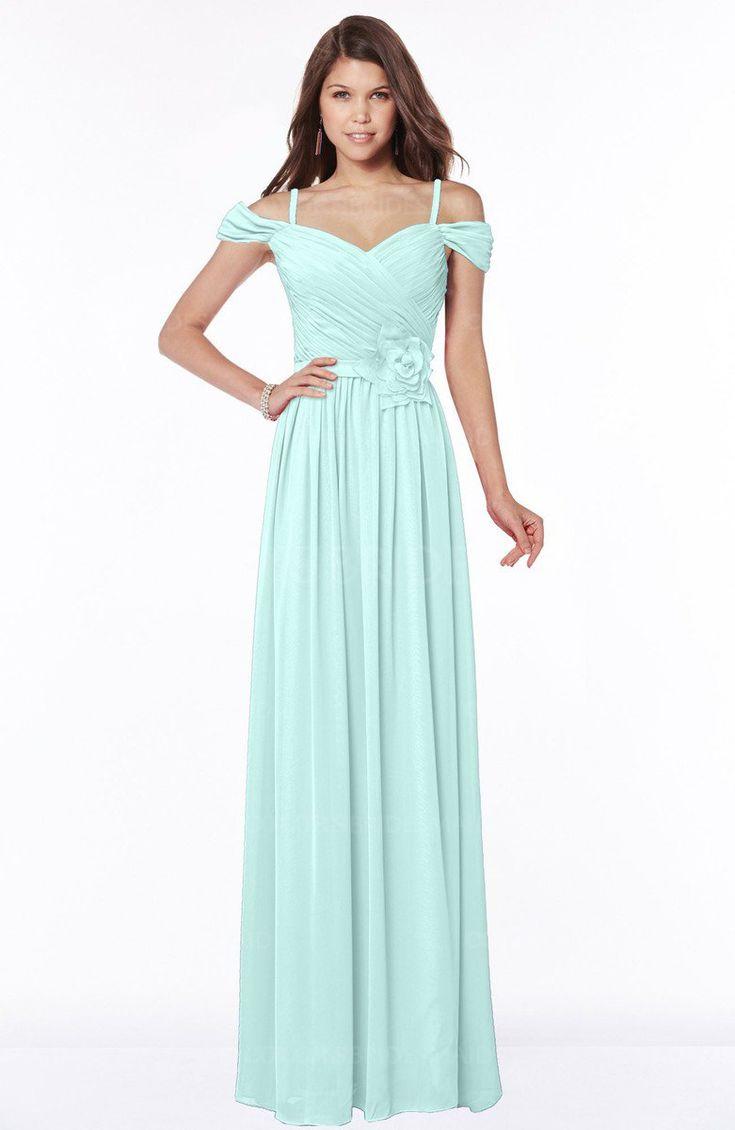 28 besten Shades of Green - Bridesmaid Dresses Bilder auf Pinterest ...