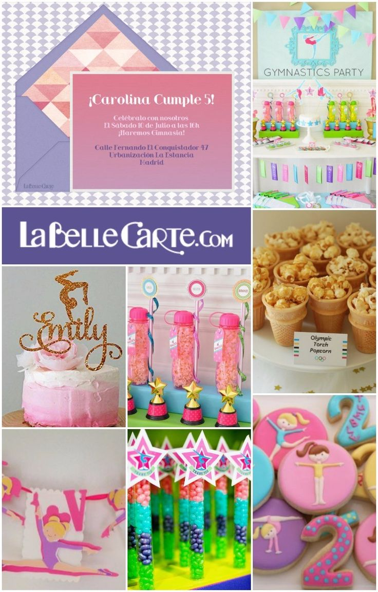 658 best la belle children 39 s parties images on pinterest - Cumpleanos para ninas ...