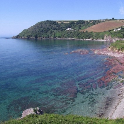 Things to Do Cornwall | Walking Coastal Path | Looe to Talland Bay