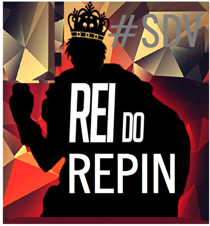 #SDV #REI DO REPIN REPIN segue no Twitter por favor ... @yankrllus twitter.com/yankrllus #SDV