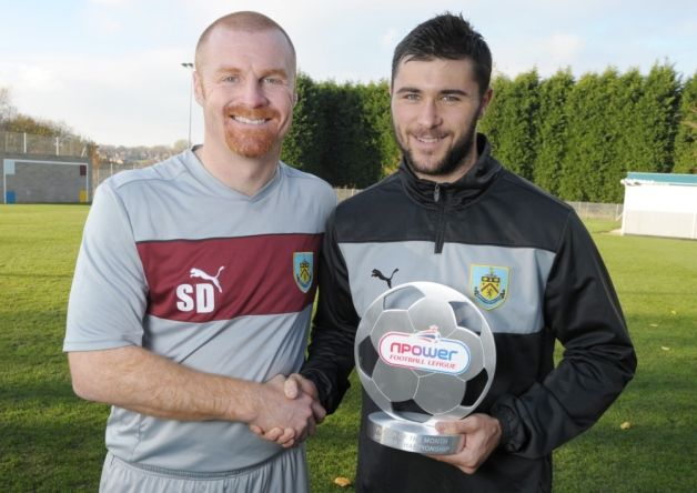 Clarets boss Sean Dyche has warned his table-toppers not to be distracted by the return of Charlie Austin tomorrow.