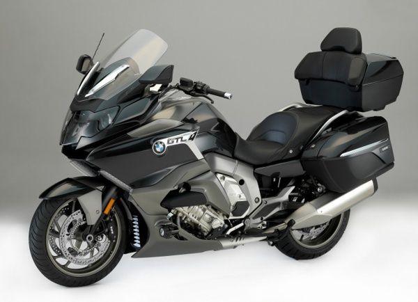 Bmw K 1600 Gtl 2018 2019 Ficha Tecnica Fotos Motos 2019 Bmw Motorbikes Bmw Motorrad Bmw Touring