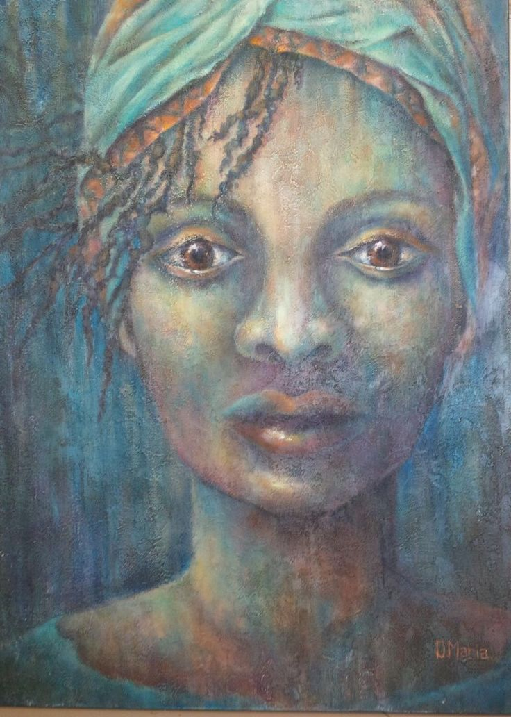 New painting up in our Etsy shop https://www.etsy.com/listing/264745266/original-oil-painting-africa-african