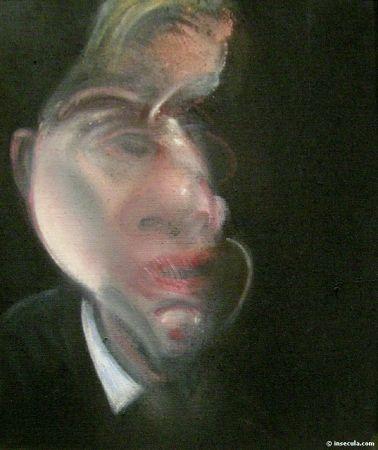"""Francis Bacon (1909-1992) """"Si on peut le dire, pourquoi s'embêter à le peindre ?"""""""