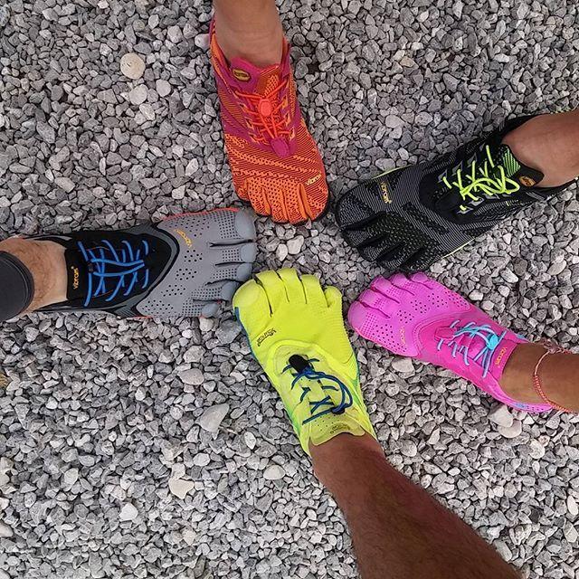 2016 : Testing @fivefingersfr chez Owens 36 ! Univers Running et des coureurs ont pu tester les fameuses chaussures à doigts de pied 😁. #runitfast #running #run #runner #instarunners #trailrunning #jogging #marathon #halfmarathon #ultramarathon #runnerspace #runhappy #finishline #seenonmyrunning #furtherfasterforever #vibram #fivefingers #salomonrunning #cardio #endurance #exercise #fitness #ultrarunners #trail #instarunning  #universrunning