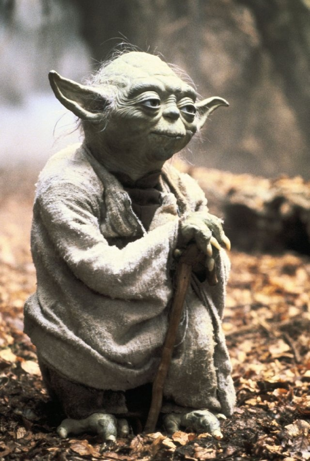 I think Yoda is probably a 5 with a strong line to 8. He reminds me a lot of Eckhart Tolle. + you can see his line to 7 in Empire.