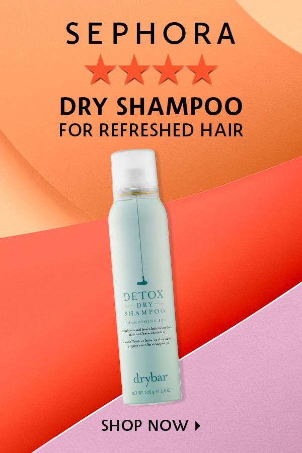 Detox Dry Shampoo Drybar Sephora Dry Shampoo Sephora Frizz Free