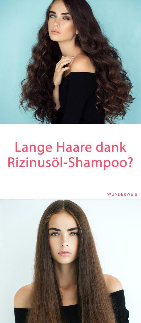 Lange Haare mit Rhizinusöl ?? WUNDERWEIB.de