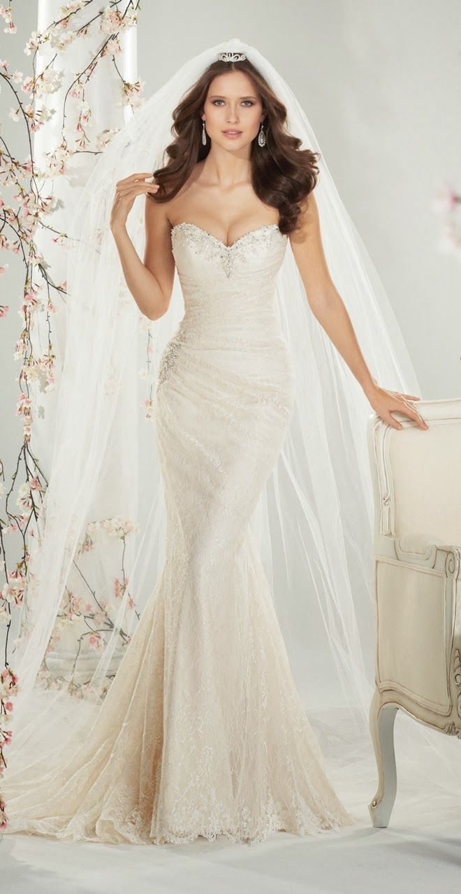 Sophia Tolli Spring 2014 Bridal Collection   bellethemagazine.com