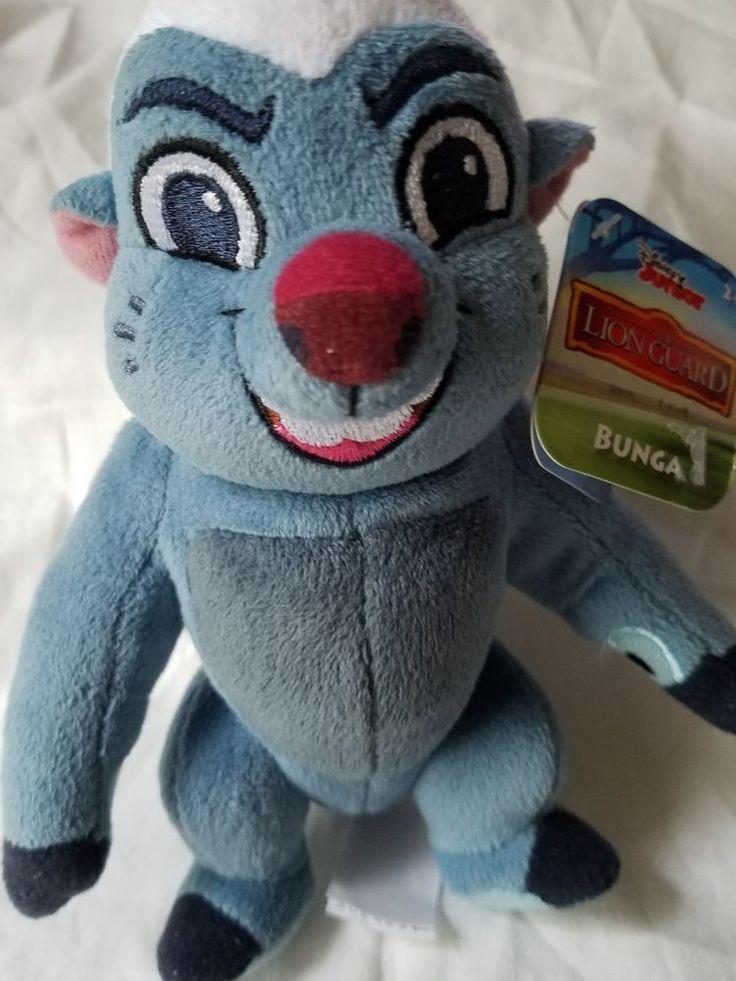 Disney Store Plush BUNGA from Disney Jr. LION GUARD  NWT US Seller NEW #Disney