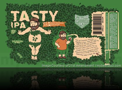 mybeerbuzz.com - Bringing Good Beers & Good People Together...: 21st Amendment Adding Tasty IPA Cans