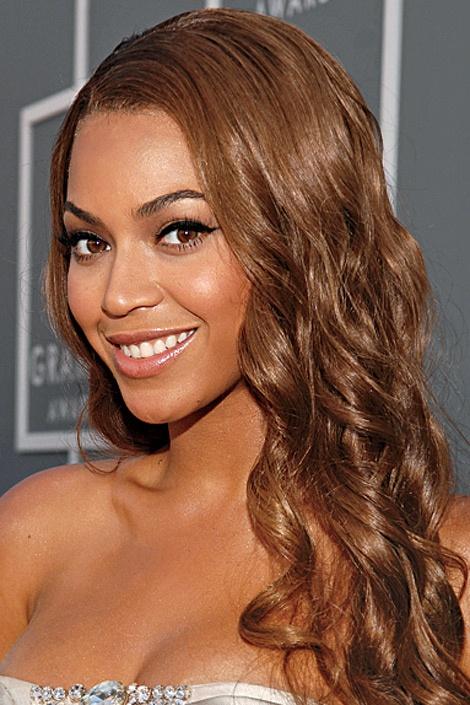 beyonce light brown hair - photo #33