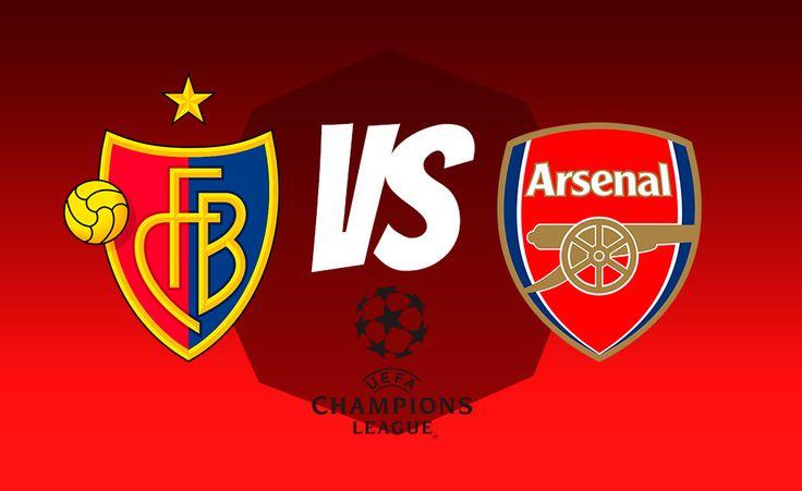 Arsenal se déplace au FC Bale pour cette dernière journée des phases de groupe en Ligue des Champions, les gunners gardent un espoir de terminer second.