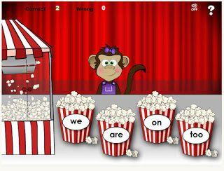 Popcorn Words- Sight Words
