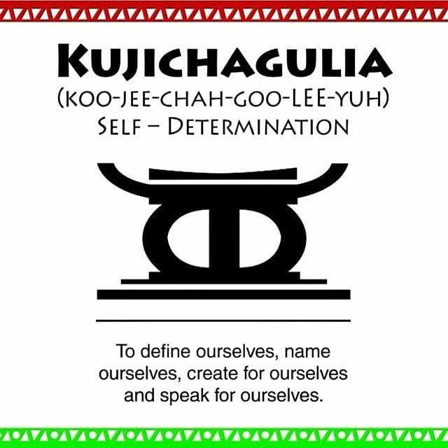 Pin By Linda H Holloway On Kwanzaa Day 2 Kujichagulia Happy Kwanzaa African Words Kwanzaa Principles
