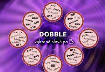 DOBBLE – vybrané slová po B