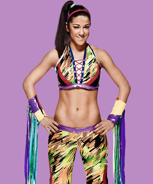 Bayley (October 2016) Met at WWE House Show