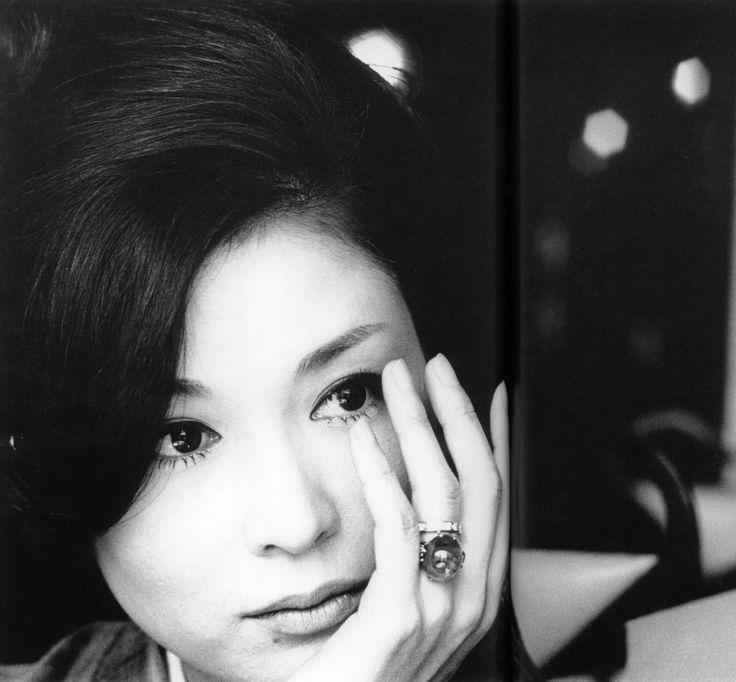 Ayako Wakao.