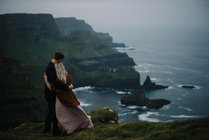 #1 destination photographer option Rob {Epic Love Photography} (@robdight) on Instagram Northern Ireland elopement. Giants Causeway, Game of Thrones.