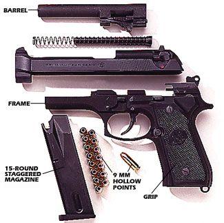 Beretta 92 FS - Google Search