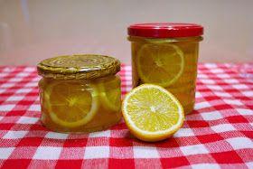 Mama Karmiąca: Cytrynki do herbaty