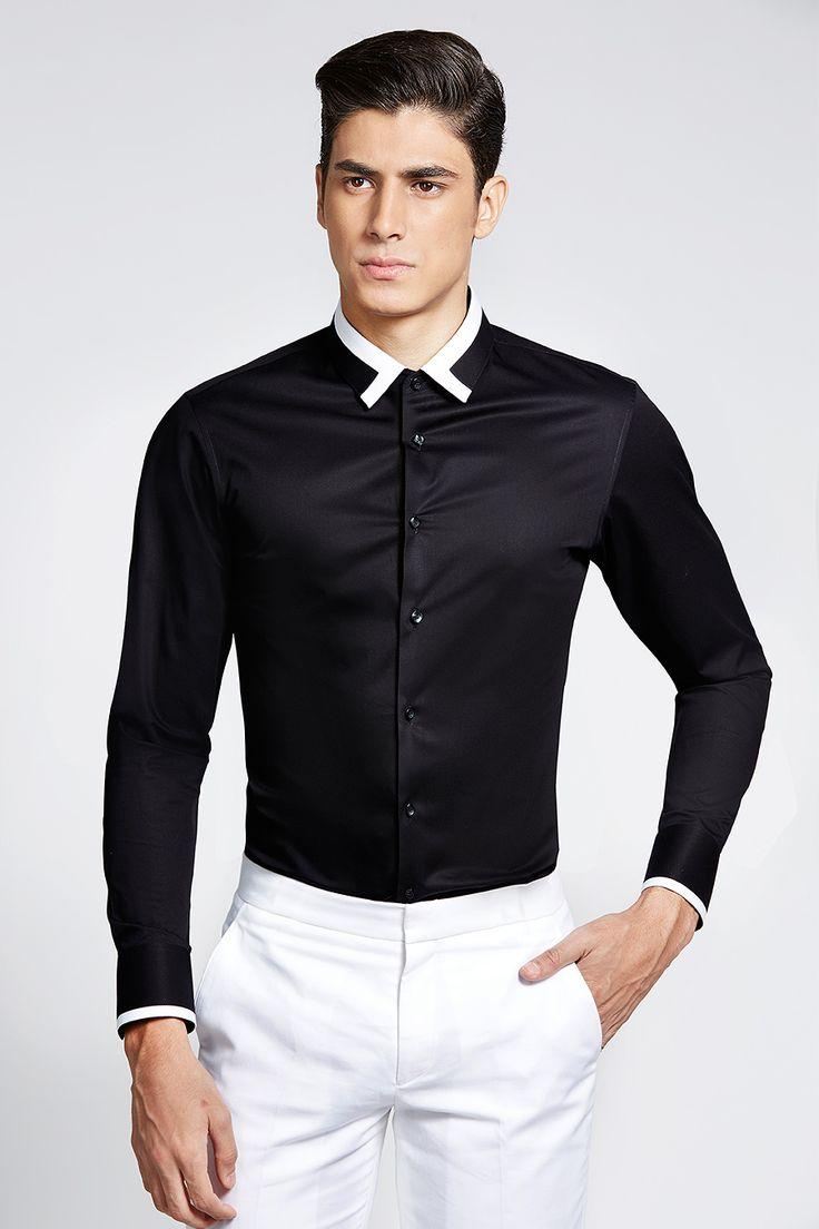 Shirt design gents - Designer Shirt By Adamist