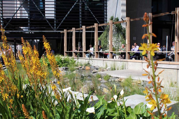 The Towers & Merriman Square – Square One – Cape Town Landscape Architects