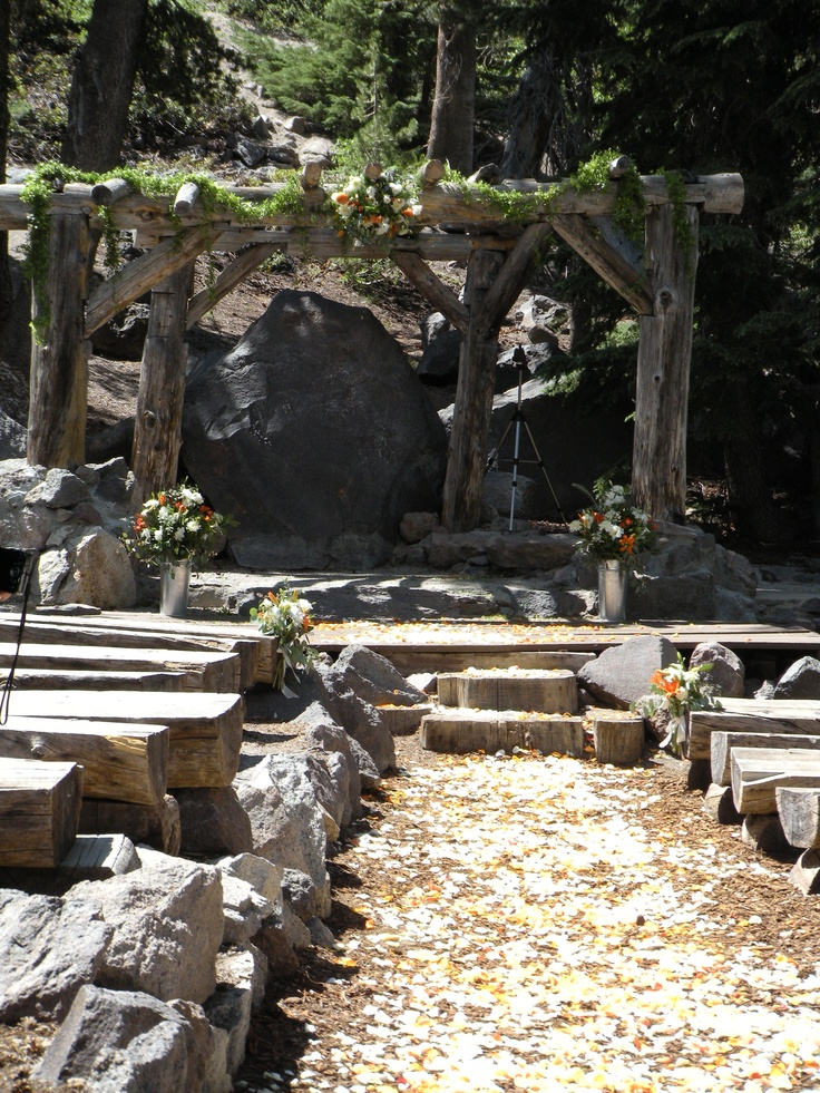 The Forest Chapel at Tamarack