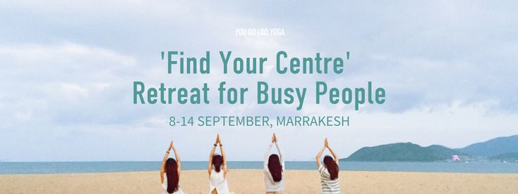 Yoga Retreat for Busy People | Designed for Normal People!! 8-14 September 2018