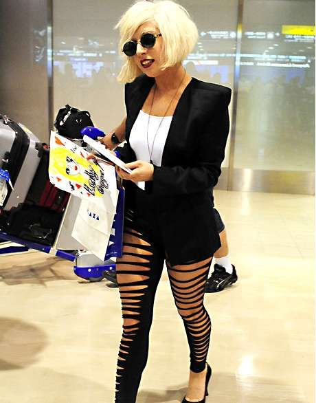 Lady Gaga Fashion: All Lady Gaga Outfits