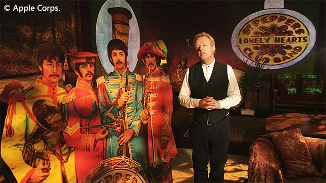 Sgt. Pepper's Musical Revolution (c)BBC (c)Apple Corps