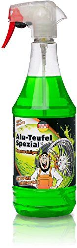Price Comparisons TUGA Alu-Teufel Special wheel rim cleaner 1000 ml spray bottle For Sale